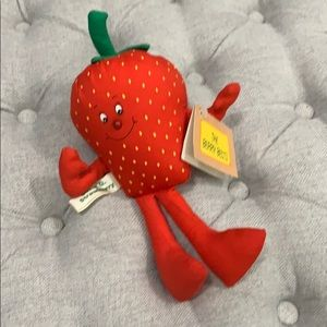 Susie Q. Strawberry 1984 Hallmark Collectable